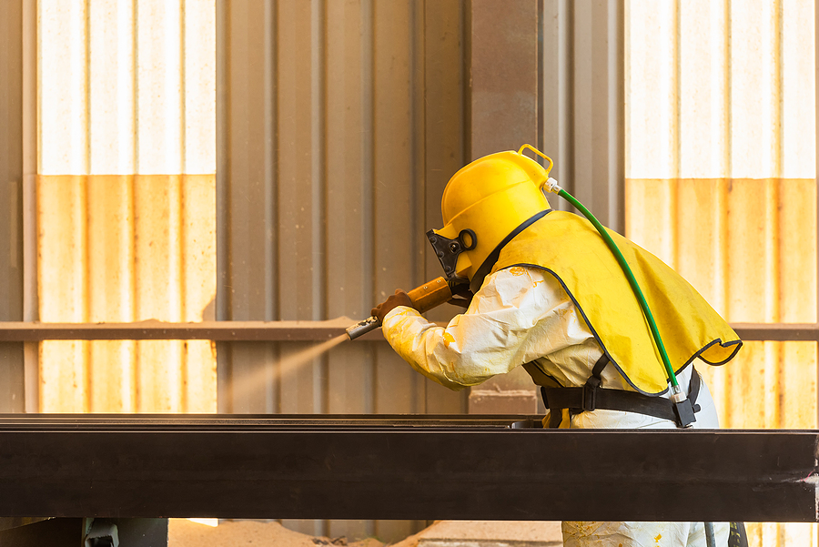 Why Mobile Sand Blasting is The Best Approach for Property Cleaning